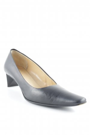 Bally Hochfront-Pumps schwarz Business-Look