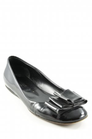Bally Lackballerinas schwarz Casual-Look