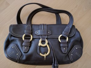 Bally Shoulder Bag brown leather