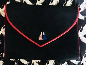 Bally Pochette Tassel Bag Crossbody Traumleder Sophisticated Style