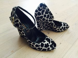 BALLY PUMPS FELL LEOPARD 39