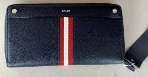 Bally Card Case black-red