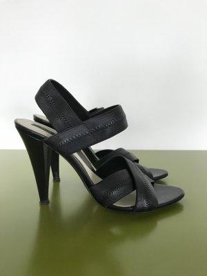 Bally Sandalo con cinturino nero