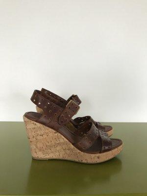 Bally Sandals brown
