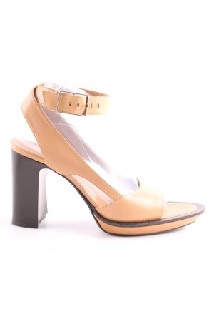 Bally Slingback Pumps nude business style