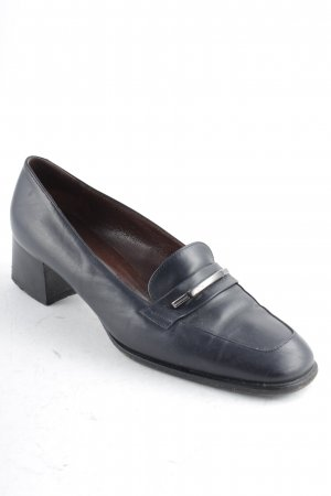 Bally Slipper schwarz Business-Look