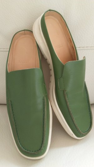 BALLY Slipper Volllederschuh