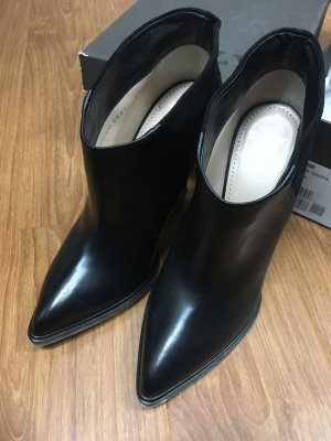 Bally Botines negro Cuero