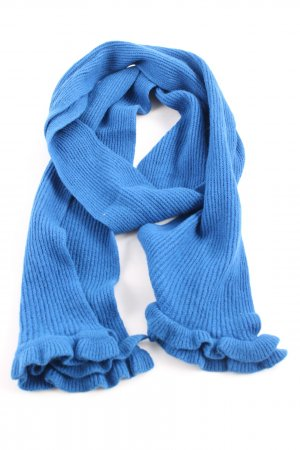 Bally Knitted Scarf blue casual look