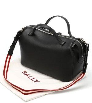 BALLY Tasche, Accordion, Kissen MD/20 bowling bag, black, Wie NEU mit Etikett