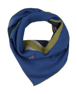 Bally Wollen sjaal veelkleurig Zijde