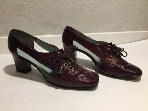 BALLY Vintage Pumps violett 37,5