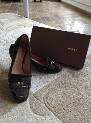 Bally Loafer marrone