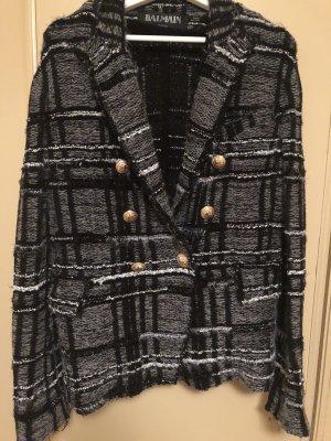 Balmain Blazer in tweed multicolore