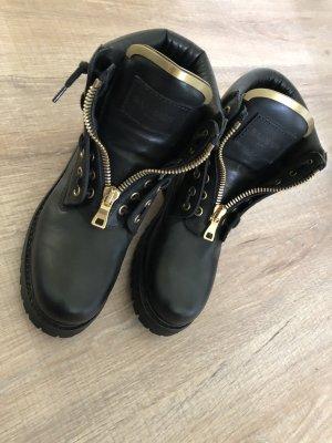 Balmain Boots, 2 mal getragen