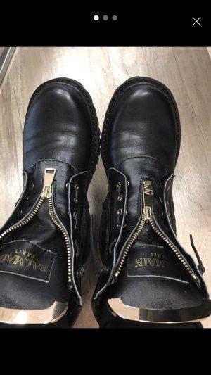 Balmain Boots Leder