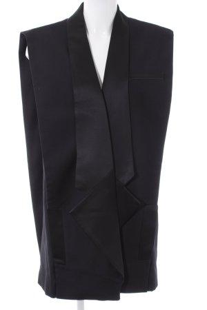 Balmain for H&M Wendeweste schwarz Elegant