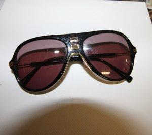 Balmain for H&M Aviator Glasses black-gold-colored