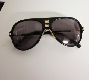 Balmain for H&M Sunglasses black-gold-colored