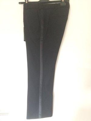 Balmain Pantalone a 7/8 nero