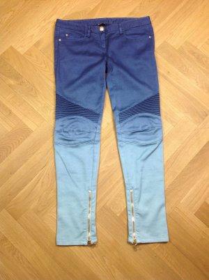 Balmain Hose Gr. FR 42 blau