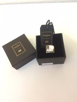 Balmain for H&M Gouden ring goud
