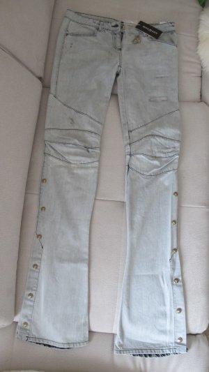 Balmain Skinny Jeans multicolored
