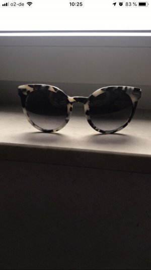 Balmain Butterfly Glasses black-white