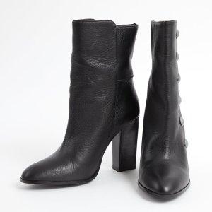 Balmain Botas con tacón negro