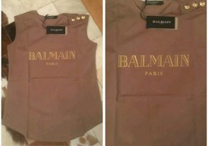 Balmain T-shirt NEU mit Etikett