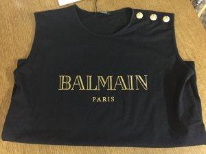 Balmain T-shirt nero