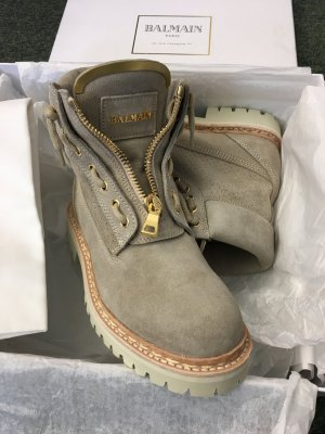 Balmain Taiga Boots, 36,5