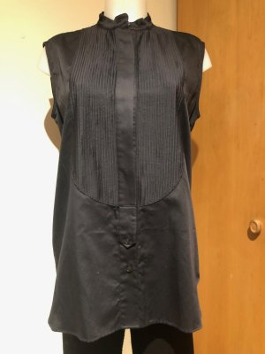 Balmain Blusa sin mangas negro