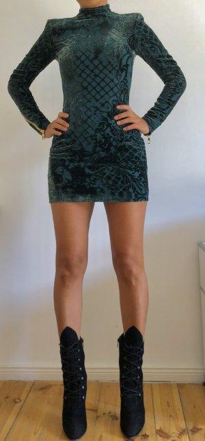 Balmain for H&M Robe de soirée vert foncé