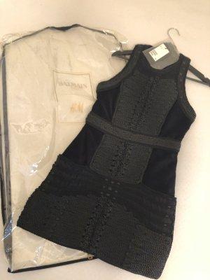 Balmain x H&M Kleid (mit Etikett)