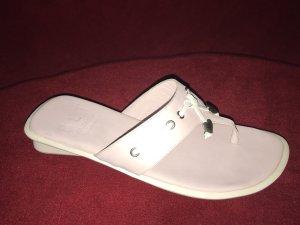 Baltarini Toe-Post sandals light pink