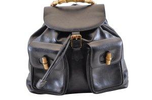 Bamboo Backpack Black