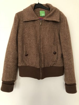 Bamboo Between-Seasons Jacket brown