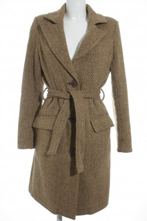 Bamboo Knitted Coat quilting pattern elegant