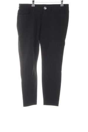 Banana Republic 7/8 Jeans schwarz schlichter Stil