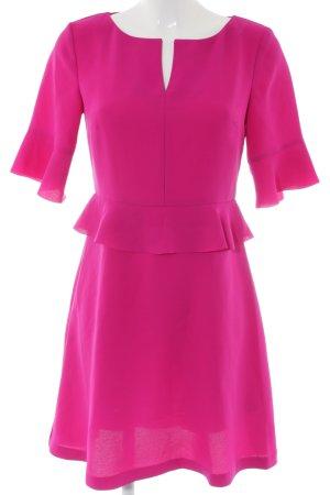 Banana Republic A-Linien Kleid pink Business-Look