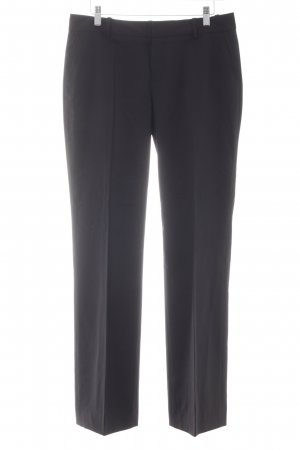 Banana Republic Suit Trouser black business style