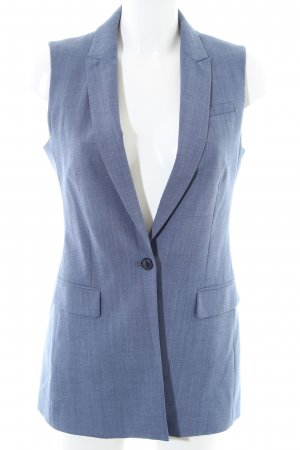 Banana Republic Waistcoat blue flecked business style