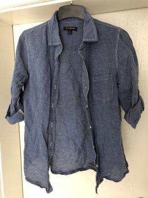Banana Republic Shirt Blouse blue