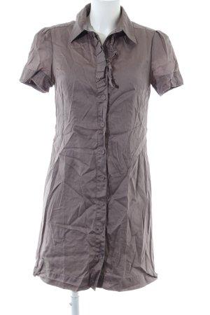 Banana Republic Blouse Dress light grey casual look