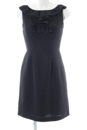 Banana Republic Blusenkleid schwarz Elegant