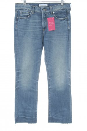Banana Republic Boot Cut Jeans stahlblau Casual-Look
