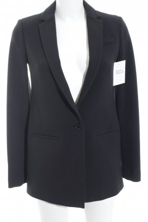 Banana Republic Boyfriend Blazer black business style