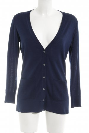 Banana Republic Cardigan dunkelblau Casual-Look