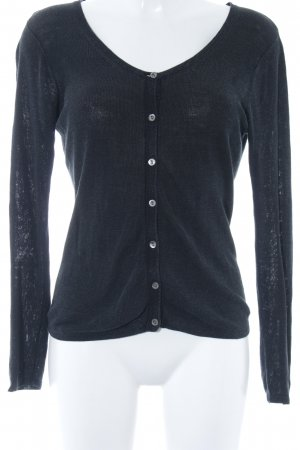 Banana Republic Cardigan schwarz Casual-Look